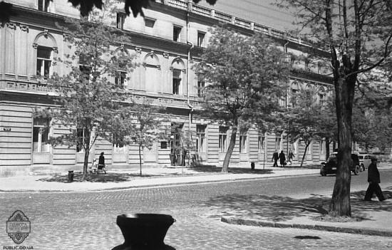 Одесса. Исторический очерк ул. Р. Люксембург