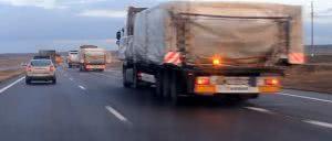 Доставка грузов автомобилем