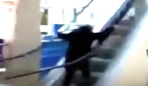 Падения с эскалаторов