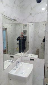 Влагостойкое зеркало