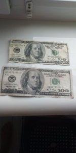 Обмен старых банкнот