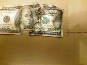 Замена ветхих и повреждённых банкнот